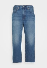 Levi's® - STAY LOOSE DENIM CROP - Jeans Relaxed Fit - blue denim - 4