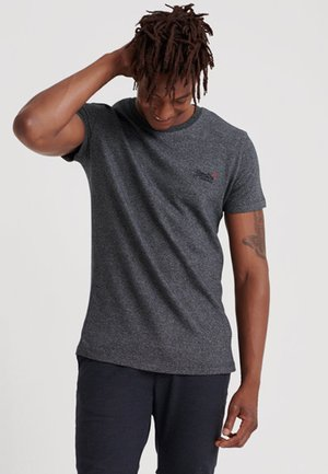 T-shirt basique - bassalt grey twill