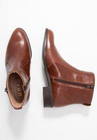 Unisa - BRAS - Ankle boots - moka - 3