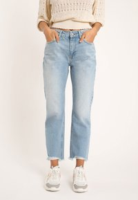 Pimkie - Straight leg jeans - ausgewaschenes blau - 1