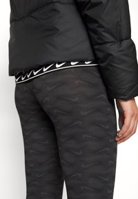 Nike Sportswear - CLASSIC TAPE - Light jacket - black/white - 6