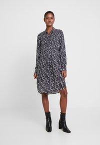 Expresso - PERTH - Sukienka koszulowa - dunkelgrau - 0