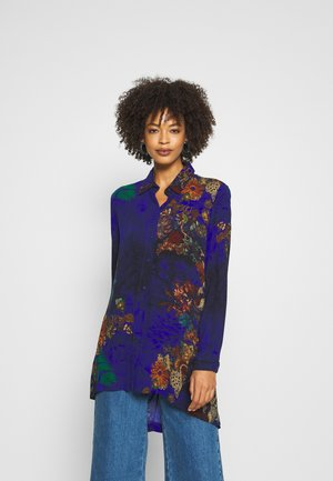TAMESIS - Button-down blouse - azul niza