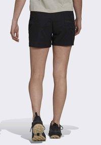 adidas Performance - TERREX LITEFLEX - Sports shorts - black - 1
