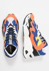 Just Cavalli - Sneakers high - orange/pepper - 1