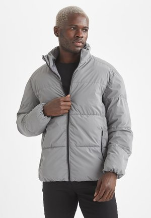 SLIM FIT - Winter jacket - grey