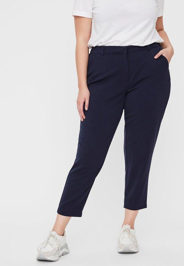 ELEGANTE - Pantaloni - navy blazer