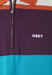 Obey Clothing - STRUCTURE  - Polo shirt - purple multi - 2