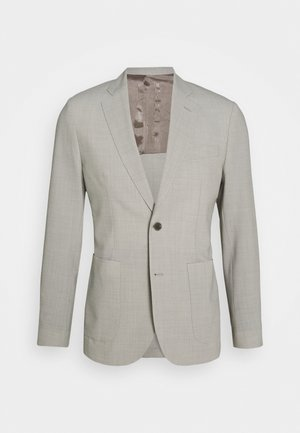 HOPPER TRAVEL - Suit jacket - cloud grey