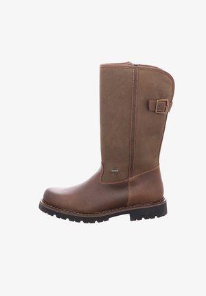 Boots - mokka