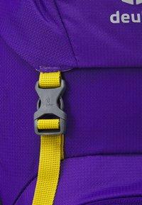 Deuter - JUNIOR UNISEX - Batoh - violet/navy - 3