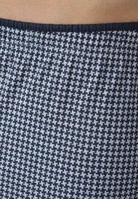 Mey - SCHLAFHOSE LANG SERIE MEY CLUB - Pyjama bottoms - light grey melange - 2