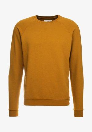 RIVET  - Sweatshirt - golden yellow