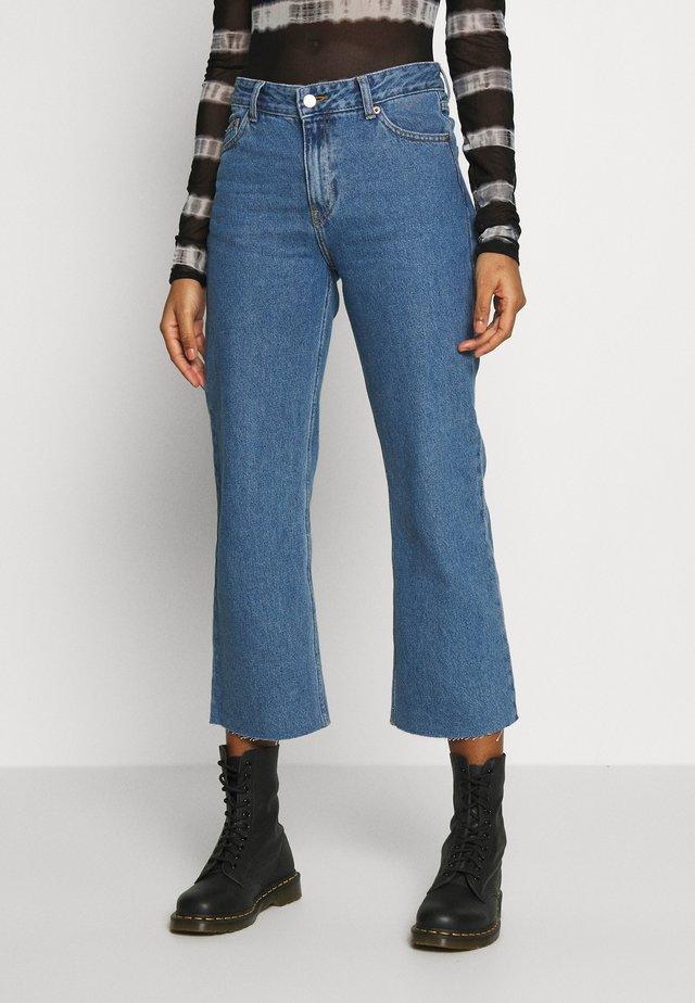 CADELL - Jeans straight leg - retro sky blue