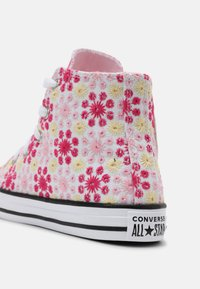 Converse - CHUCK TAYLOR ALL STAR  - Sneakers hoog - white/pink/black - 4