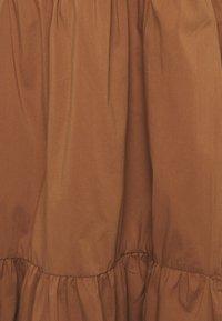 Fashion Union - CROIX DRESS - Maxi dress - tan - 2