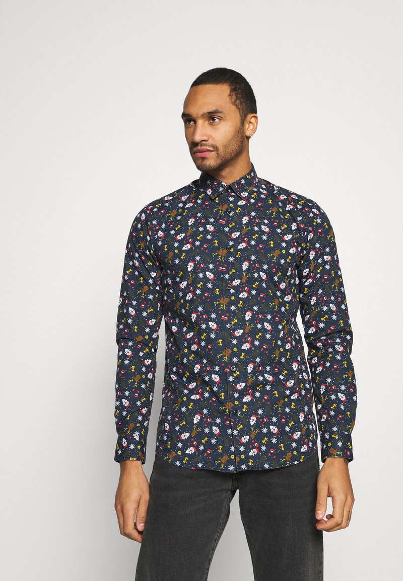 Only & Sons - FUNNY  - Shirt - blues