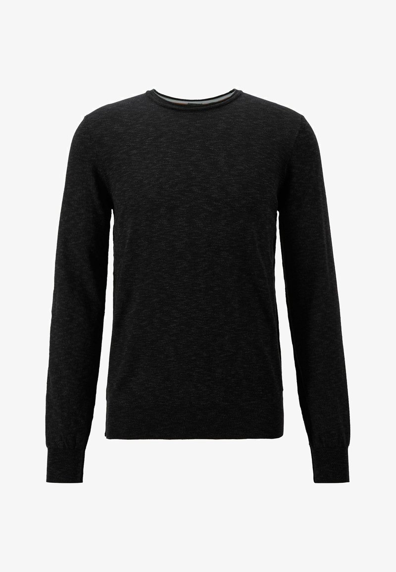 BOSS - AMIOX - Sweatshirt - black