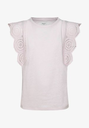 ESTHER - Blouse - washed rosa