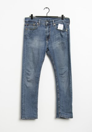 Vaqueros slim fit - blau