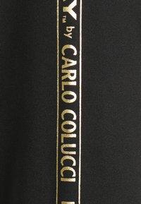 Carlo Colucci - DONNAY X CARLO COLUCCI - Sweatshirt - black/gold - 5
