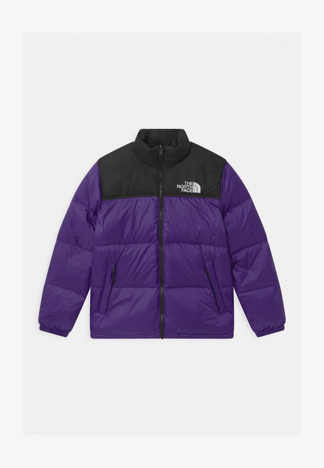 RETRO NUPTSE UNISEX - Down jacket - peak purple