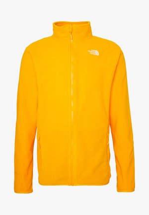 M 100 GLACIER FULL ZIP - EU - Fleece jacket - flame orange