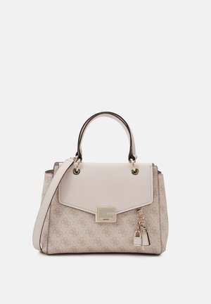 VALY SMALL GIRLFRIEND SATCHEL - Schoudertas - stone