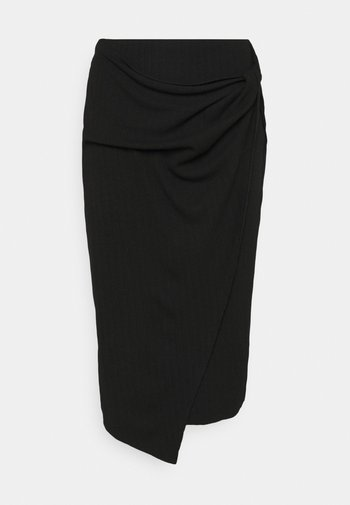 BEKE SKIRT - Pencil skirt - schwarz