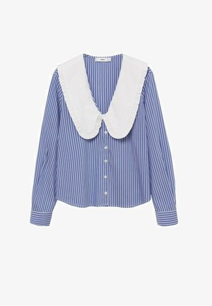 GRETA - Košile - bleu
