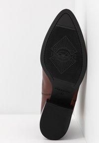 Vagabond - MARJA - Ankelstøvler - brandy - 6