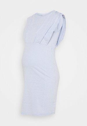 MLMAE MARIE DRESS - Denní šaty - spectrum blue