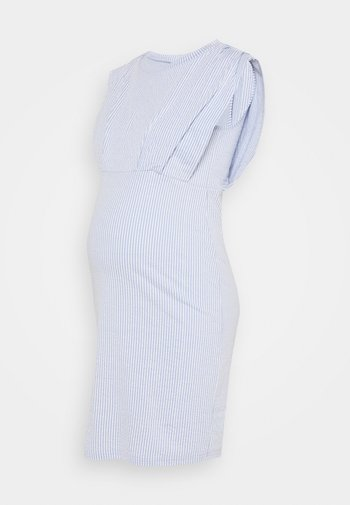 MLMAE MARIE DRESS - Day dress - spectrum blue