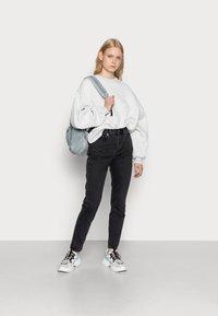 Dr.Denim - NORA - Jeans baggy - retro black - 1
