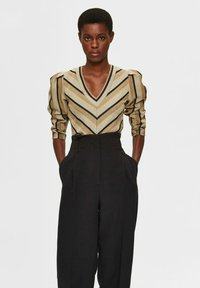 Selected Femme - Blouse - birch - 3