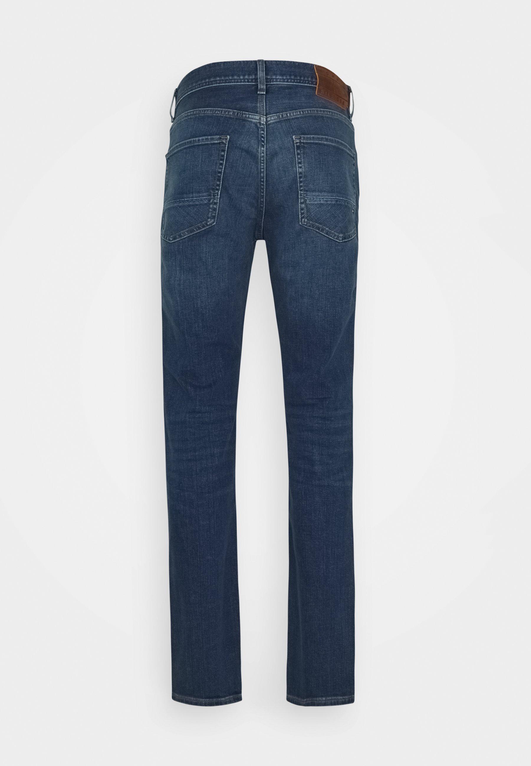 Herren STRAIGHT DENTON - Jeans Slim Fit
