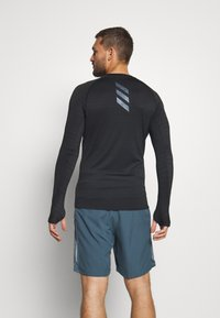adidas Performance - RUNNER - Camiseta de deporte - black - 2