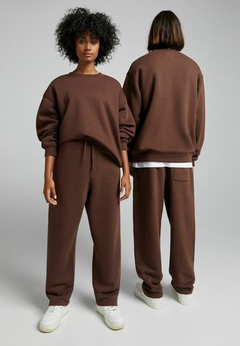 OVERSIZED - Sweatshirt - brown