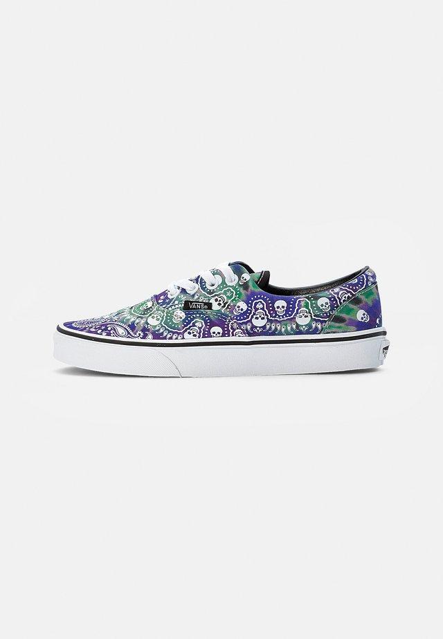 Sneakers basse - tie dye/purple