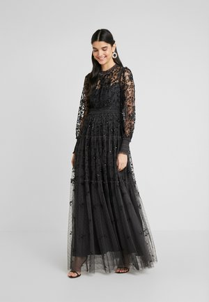 WHITETHORN GOWN - Occasion wear - graphite