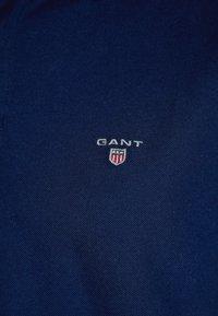 GANT - THE ORIGINAL RUGGER - Polo - orion blue - 2