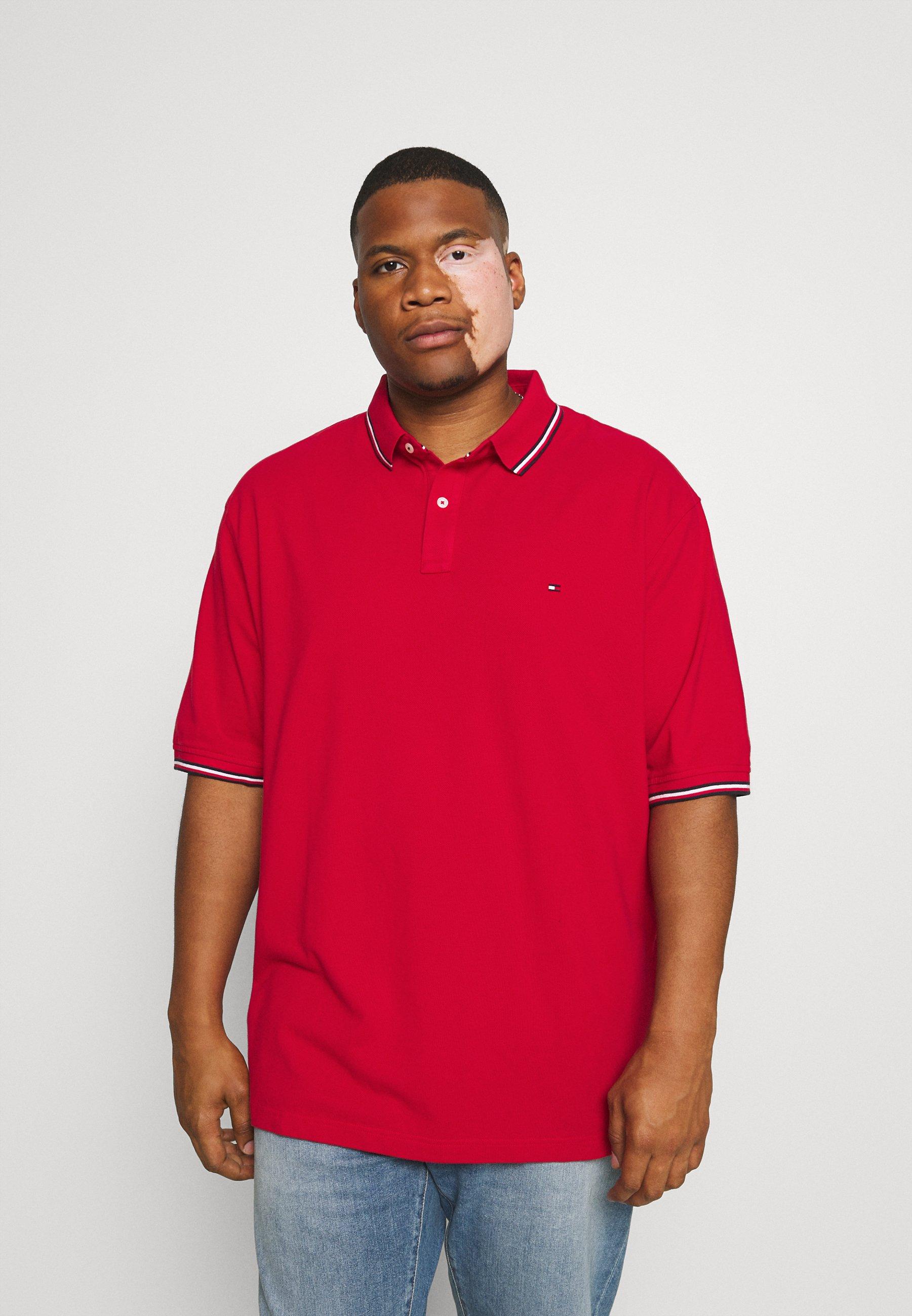Men TIPPED POLO - Polo shirt
