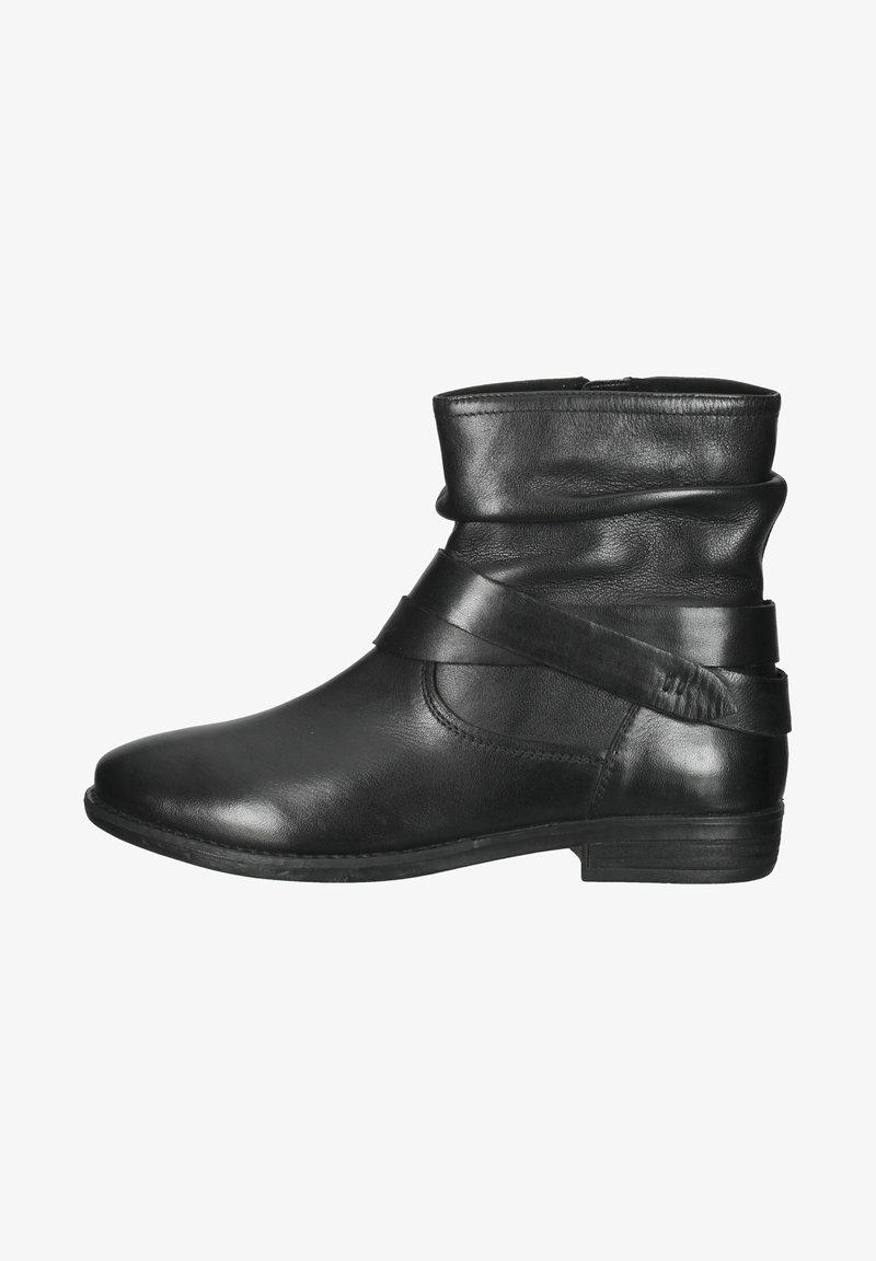 SPM Shoes & Boots - Korte laarzen - black