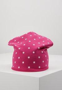 Benetton - HAT - Čepice - pink - 4