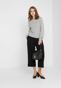 J.CREW - SUPERSOFT CREW OUT EXCLUSIVE - Jumper - heather grey - 1