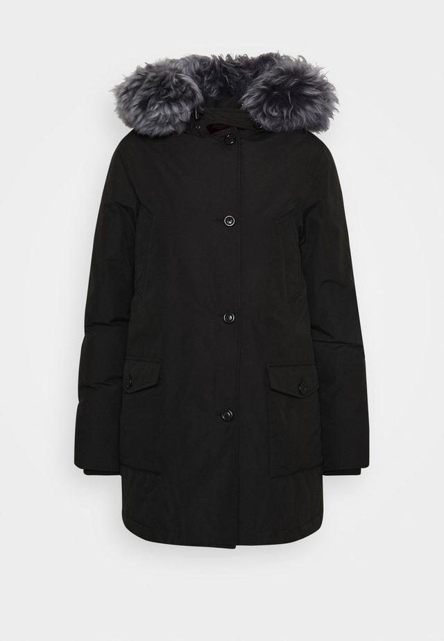 LINDSAY  - Abrigo de plumas - black