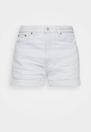 MOM LINE  - Denim shorts - waste not