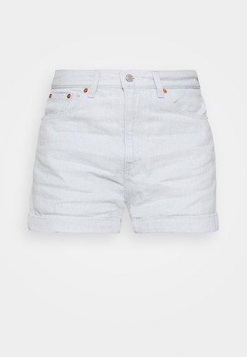 MOM LINE  - Shorts vaqueros - waste not