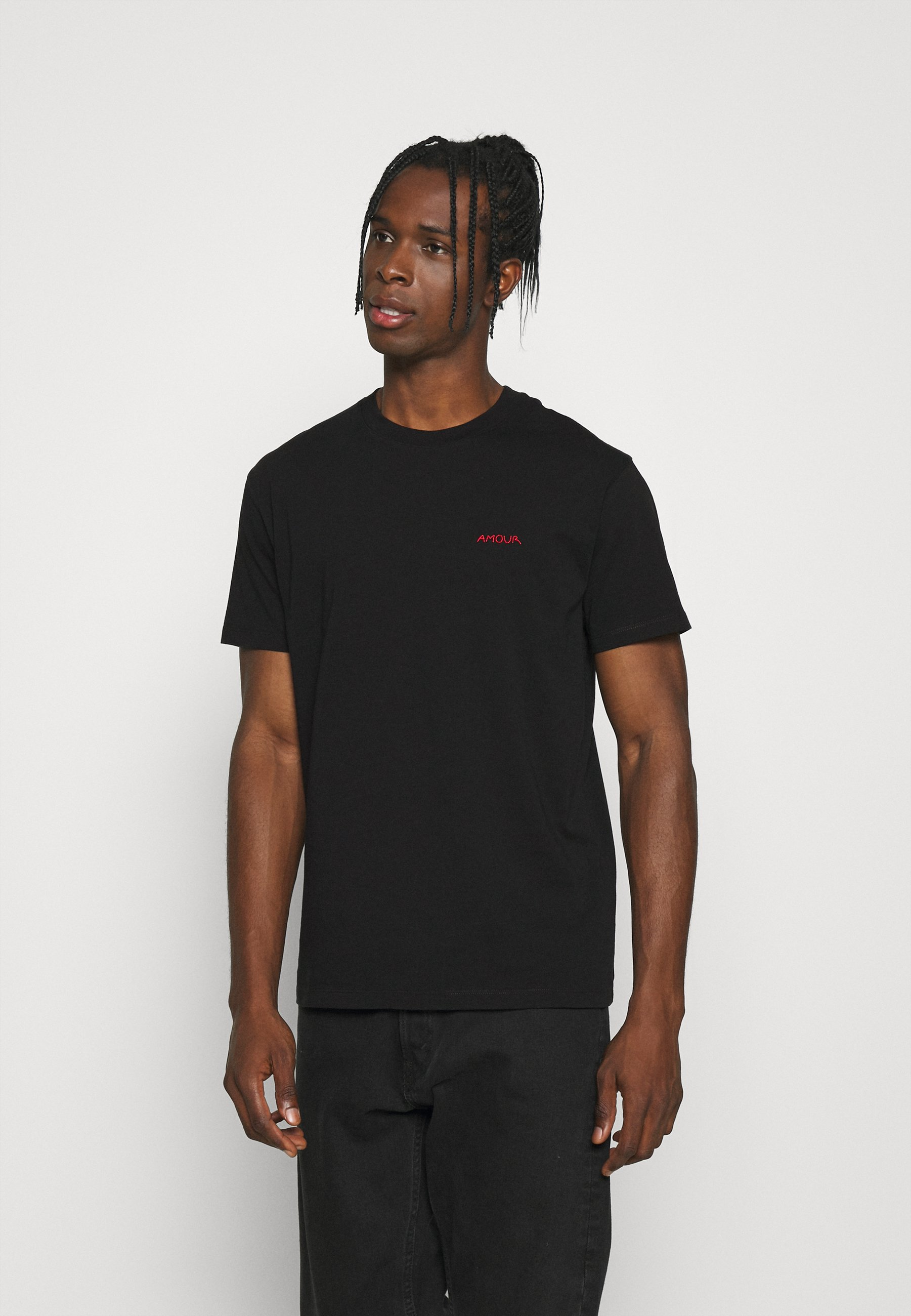 Uomo TEE POPINCOURT AMOUR UNISEX - T-shirt basic