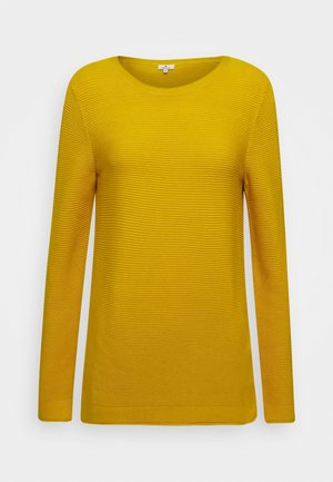 SWEATER NEW OTTOMAN - Jumper - california sand yellow